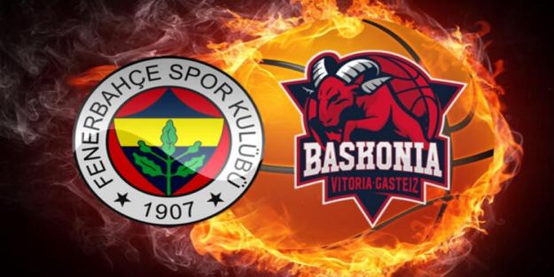 Fenerbahçe Baskonia maçı hangi kanaldan izlenir?
