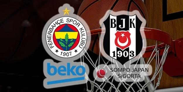 Fenerbahçe Beko Beşiktaş basket maçını şifresiz yayınlayan kanallar