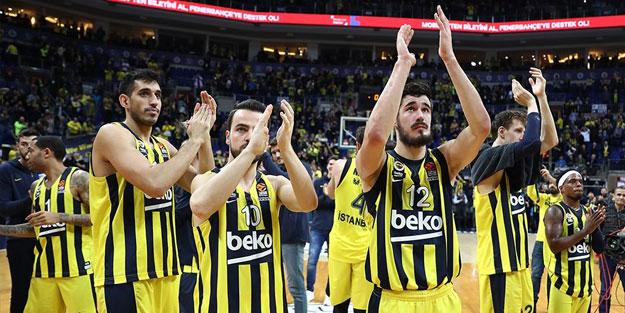 Fenerbahçe Beko'ya kötü haber! Forma giyemeyecek