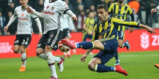Fenerbahçe-Beşiktaş maçı hangi kanalda, saat kaçta?
