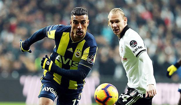 Fenerbahçe - Beşiktaş! Muhtemel 11'ler