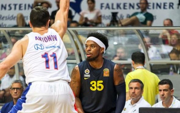 Fenerbahçe, CSKA'yı yıktı