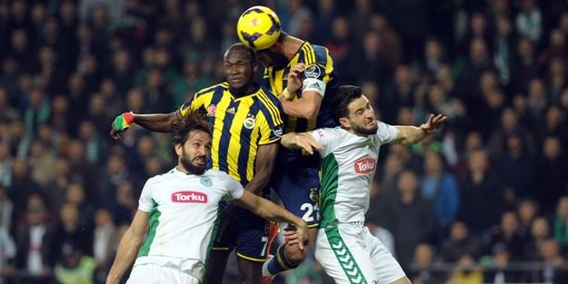Fenerbahçe derbi öncesi bir yara daha aldı: 1-1