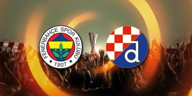 Fenerbahçe - Dinamo Zagreb maçı ne zaman, saat kaçta, hangi kanalda?