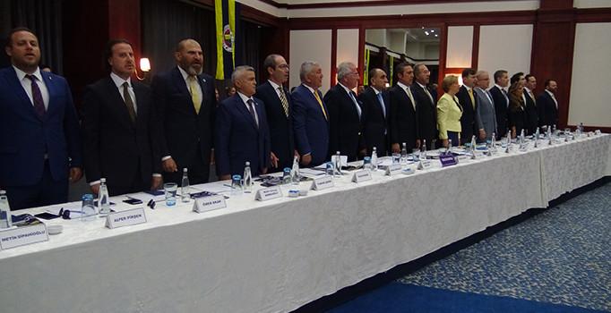 Fenerbahçe Divan Kurulu'na Aziz Yıldırım katılmadı!