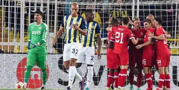 Fenerbahçe evinde fırsatı kaçırdı