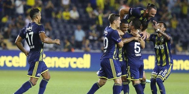 Fenerbahçe Gazişehir maçı canlı izle