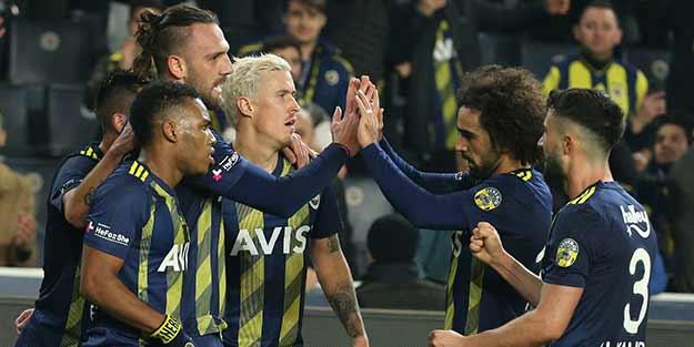 Fenerbahçe Gençlerbirliği'ne patladı!
