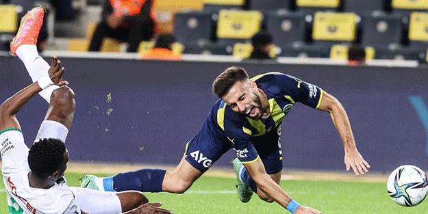 Fenerbahçe, Giresunspor tarihine geçti