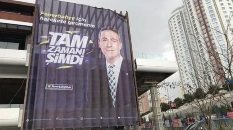 Fenerbahçe i taraftarlara Ali Koç sürprizi