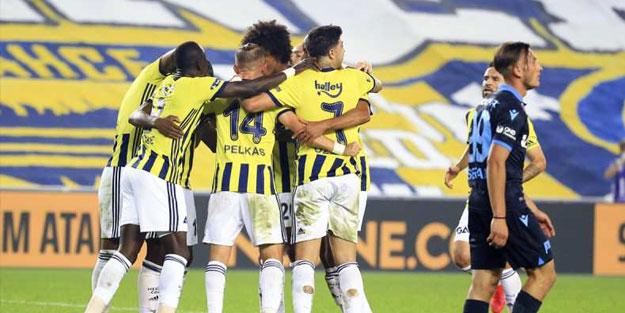 Fenerbahçe ikinci yarıda çoştu