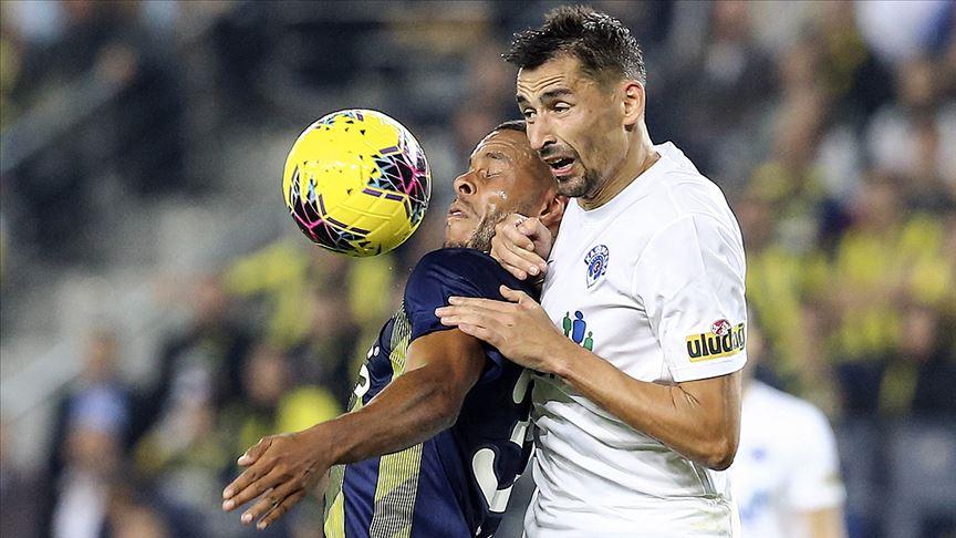 Fenerbahçe ile Kasımpaşa 34. randevuda