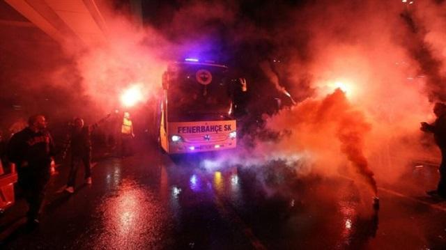Fenerbahçe İstanbul'da şampiyon gibi karşılandı