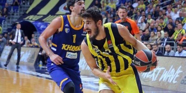 Fenerbahçe Khimki maçı ne zaman? Maç saat kaçta hangi kanalda?