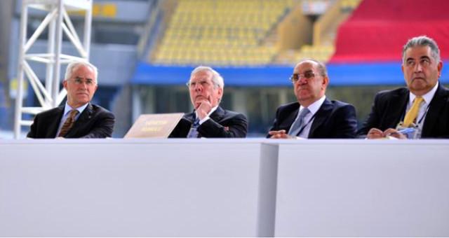 Fenerbahçe Kongresine LGS arası