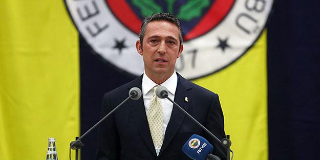 Fenerbahçe Kulübü Başkanı Ali Koç: Fener kümeye diyorlar