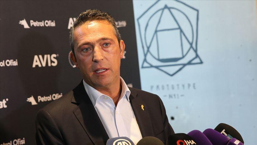 Fenerbahçe Kulübü Başkanı Koç: Bir şekilde Fenerbahçe'nin transfer yapması istenmiyor