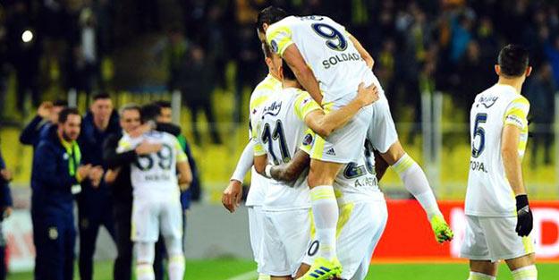 Fenerbahçe küme düşme potasından çıktı! İşte güncel puan durumu