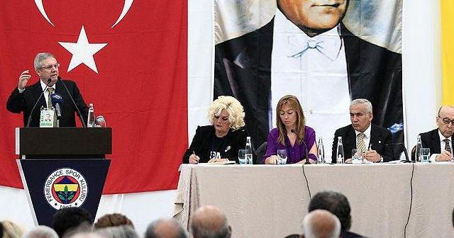 Fenerbahçe Olağan Mali Genel Kurulu tarihi belli oldu