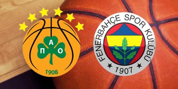 Fenerbahçe Panathinaikos maçı ne zaman, saat kaçta, hangi kanalda?