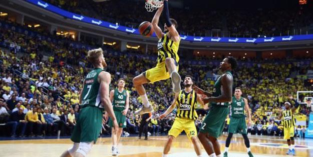 Fenerbahçe play-off'a mükemmel başladı!