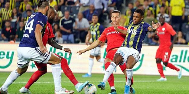 Fenerbahçe şovla başladı!