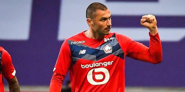 Fenerbahçe söylentileri sonrası Burak Yılmaz'dan transfer açıklaması!