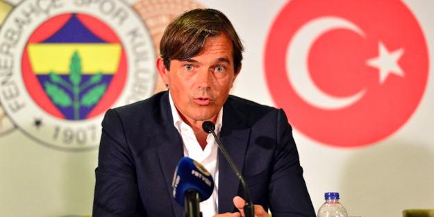 Fenerbahçe Teknik Direktörü Cocu'dan Benfica maçı yorumu: Oyuncularımla gurur duyuyorum