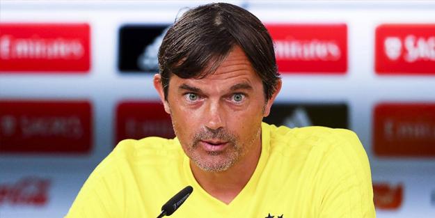 Fenerbahçe Teknik Direktörü Cocu'dan galibiyet yorumu: Şanslıydık...