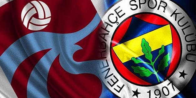 Fenerbahçe ve Trabzonspor, Profesyonel Futbol Disiplik Kurulu'na (PFDK) sevk edildi.