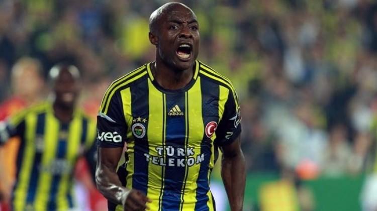 Fenerbahçe yeni Webo'sunu Süper Lig'de buldu!