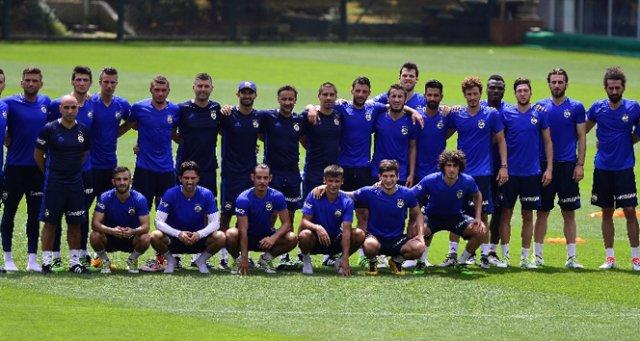 Fenerbahçe'de antrenmana Emmanuel Emenike ve Salih de katıldı