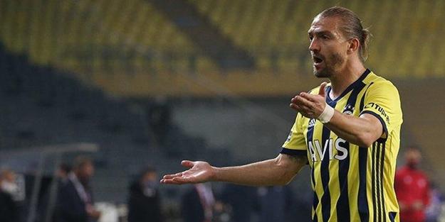 Fenerbahçe'de Caner Erkin bardağı taşırdı!