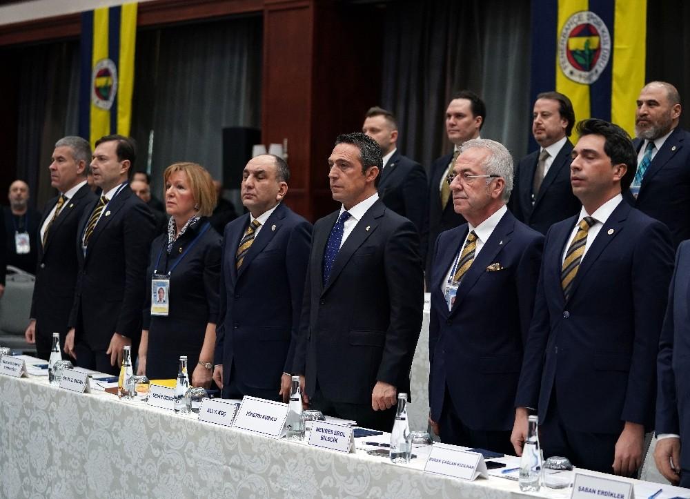 Fenerbahçe'de divan başladı