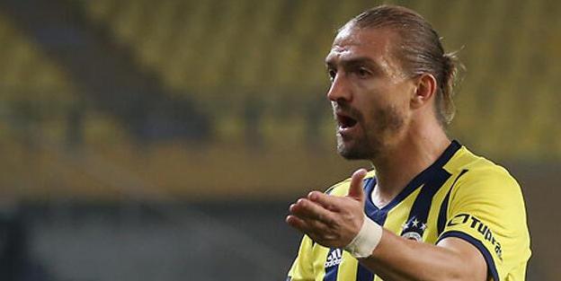 Fenerbahçe'de kadro dışı kalan Caner Erkin için bomba karar