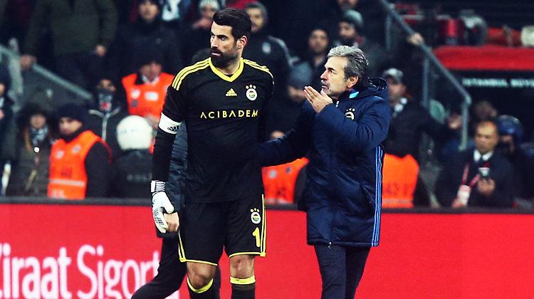 Fenerbahçe'de Kocaman karar