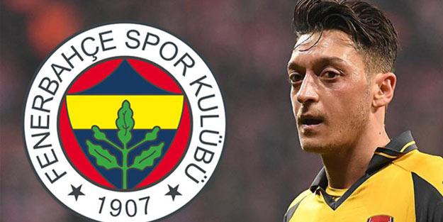 Fenerbahçe'de Mesut Özil sesleri! Devre arası geliyor