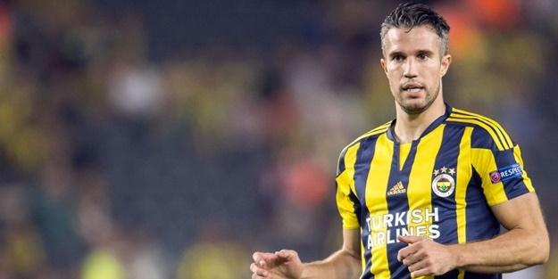 Fenerbahçe'de Robin Van Persie bilmecesi