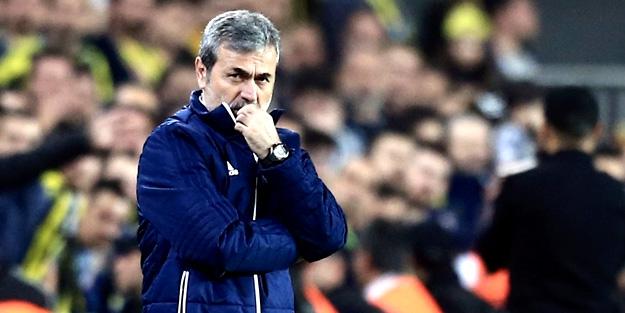 Fenerbahçe'de rota Aykut Kocaman'a çevrildi