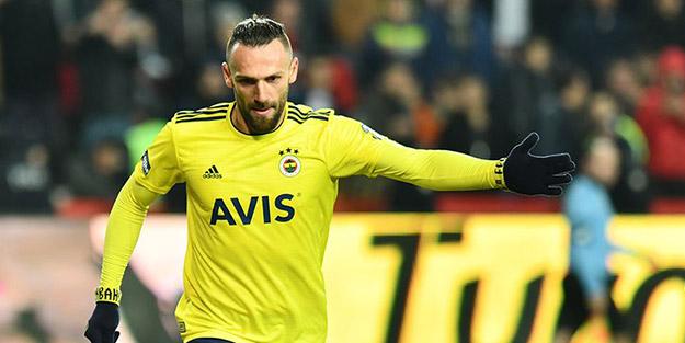 Fenerbahçeli futbolcu Vedat Muric'ten sitem dolu sözler: Planlı yapsam, gol atınca formamı falan çıkarırdım