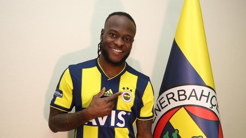 Fenerbahçe'nin 5. Nijeryalı futbolcusu Moses