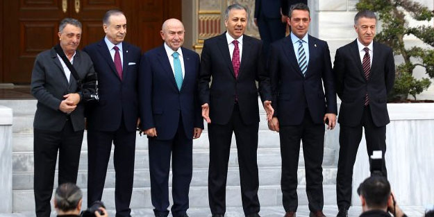 Fenerbahçe'ye Galatasaray ve Trabzonspor şoku