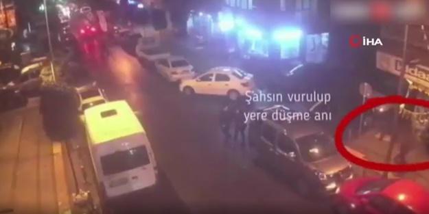 Fenerbahçe'nin tribün liderinin öldürülme anının görüntüleri ortay çıktı