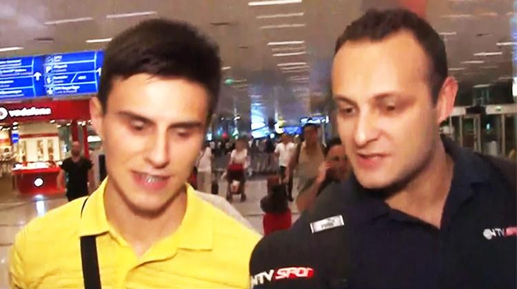 Fenerbahçe'nin yeni transferi gece yarısı geldi!