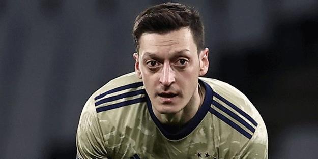 Fenerbahçe'nin yıldızı Mesut Özil'den Suriyeli çocuklara yardım