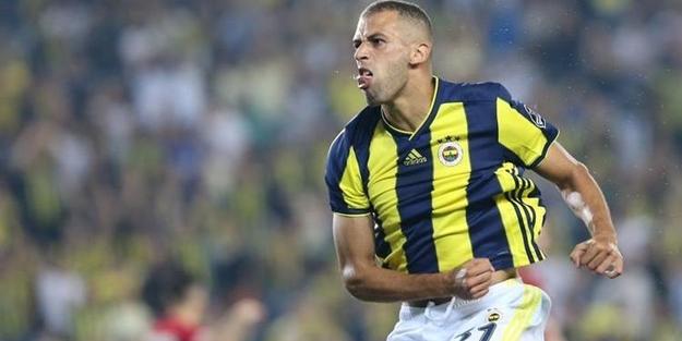 Fenerbahçe'ye Slimani piyangosu: Dev İngiliz kulübü Slimani'ye talip oldu!