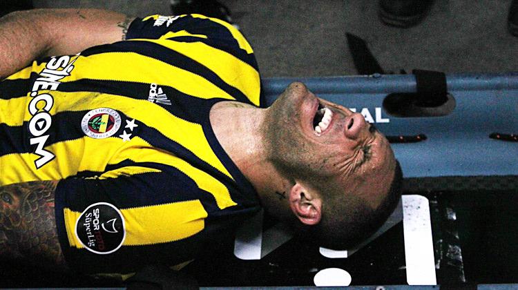 Fenerbahçe'yi yıkan haber! Fernandao ömür boyu...