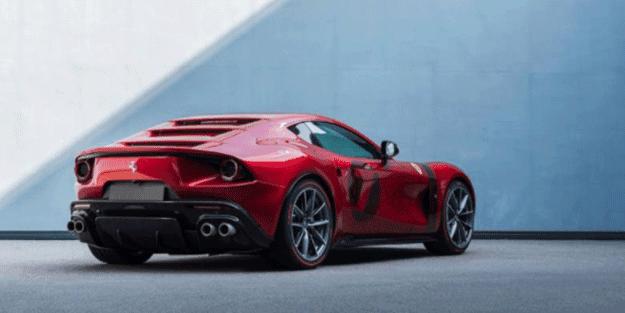Ferrari tanıttı! Sadece bir kişi alabilecek