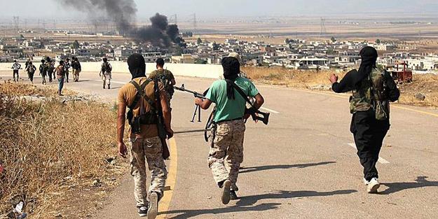 Fetih Ordusu Hama'ya operasyon başlattı