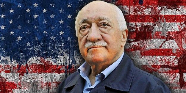 """FETÖ lideri Gülen: """"ABD beni bağrına bastı, bırakıp gidemem!"""""""
